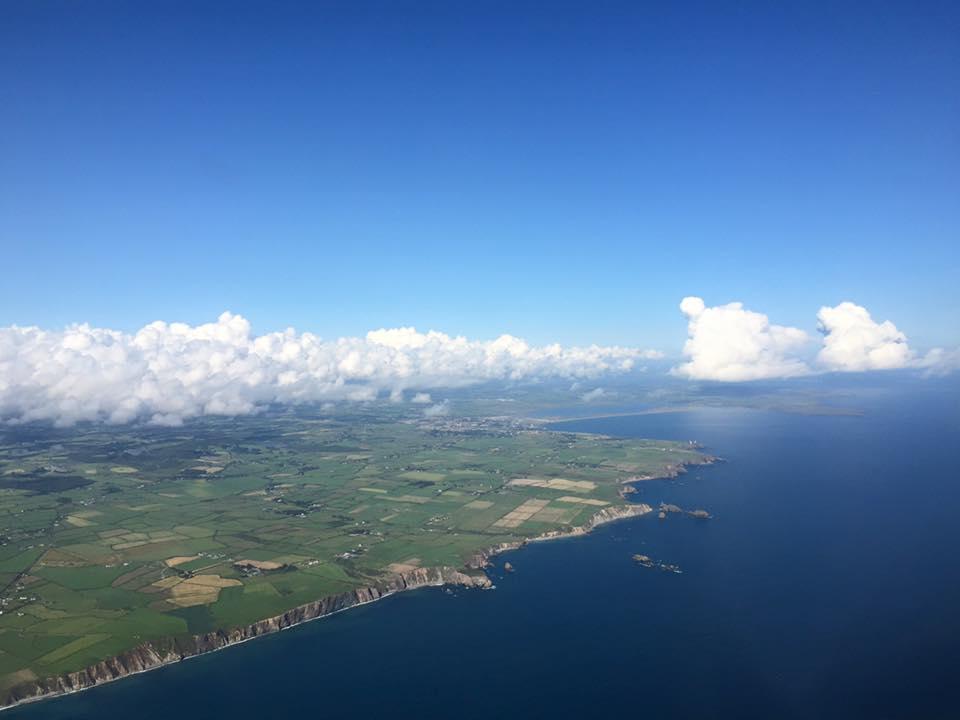 Waterford coastline